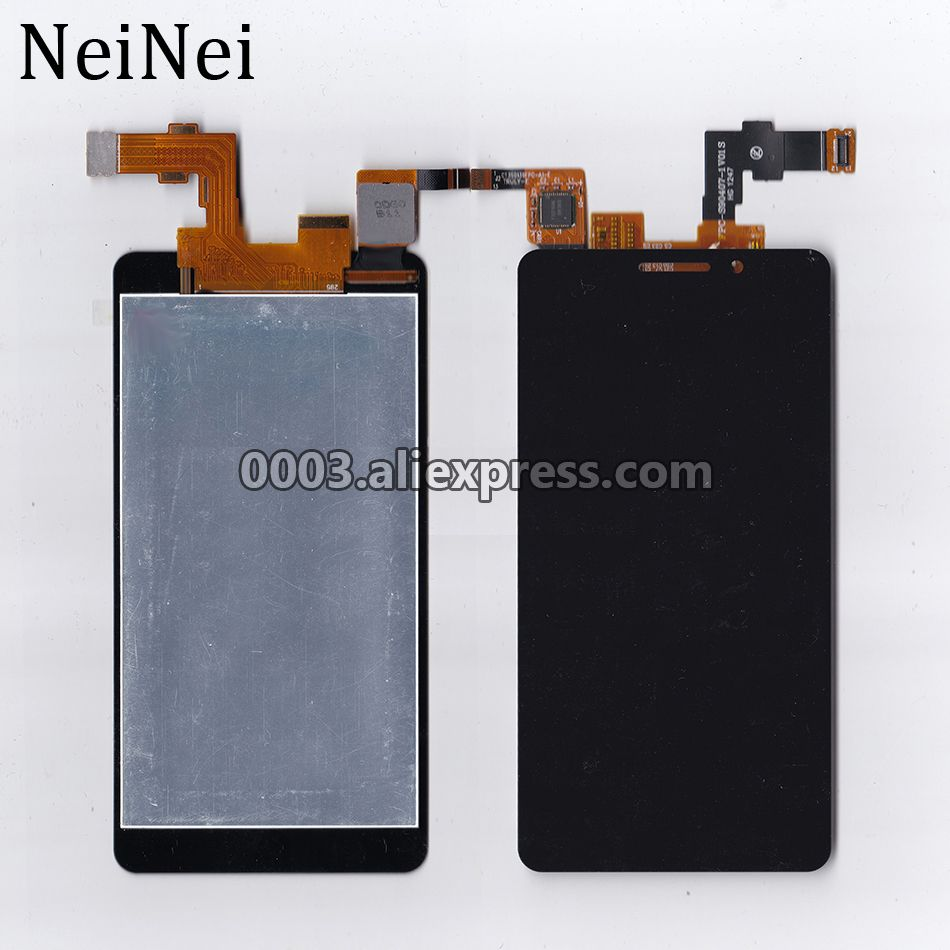 NeiNei Touch Screen Panel Digitizer Glass + LCD Display Screen For DNS S4503 S4503Q Innos i6 i6c
