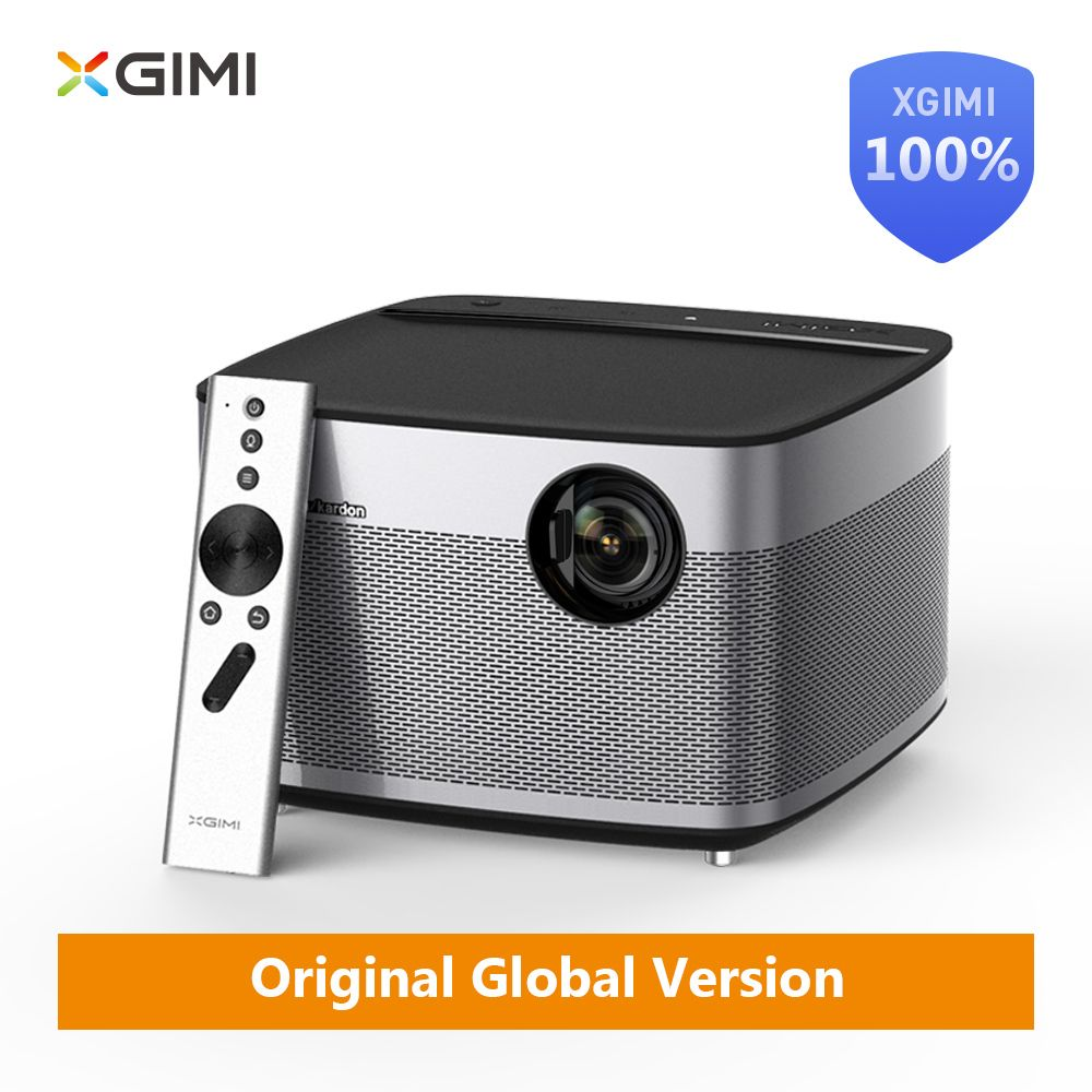 XGIMI H1 3D Video Projektor DLP 900 ANSI Lumens1080p LED 300 Android Wifi Bluetooth TV Smart Home Theater HDMI USB 4 karat Beamer