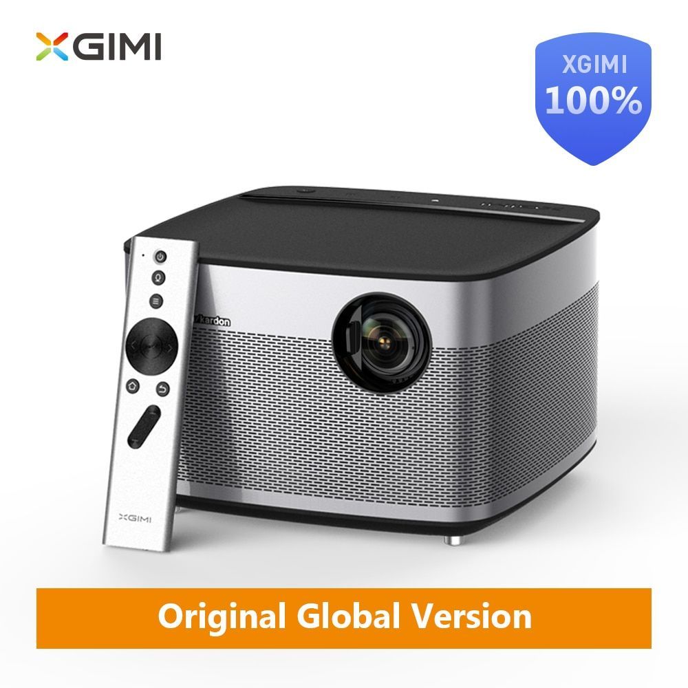 XGIMI H1 Projector DLP 900ANSI Lumens 3GB 16GB 1920x1080p LED 300