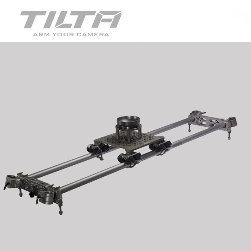 Tilta Professionelle Slider System Dolly Track Kamera dolly für Film kamera film machen w/100mm/150mm schüssel TILTA MAX