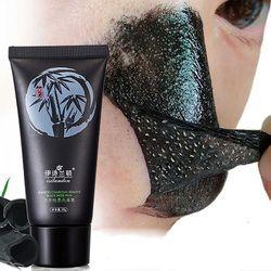Tête noire Remover Nez Masques Pores Bande Noir Masque Peeling Soins Du Visage Traitement de L'acné Nez Point Noir Profond Nettoyage Soins de La Peau