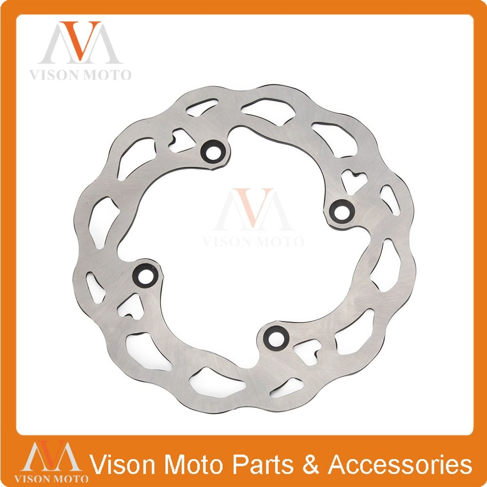 240MM Rear Wavy Brake Disc Rotor For SUZUKI DR650 DR 650 1996-2014 XF650 XF 650 1997 1998 1999 2000 2001 2002 2003 Motorcycle