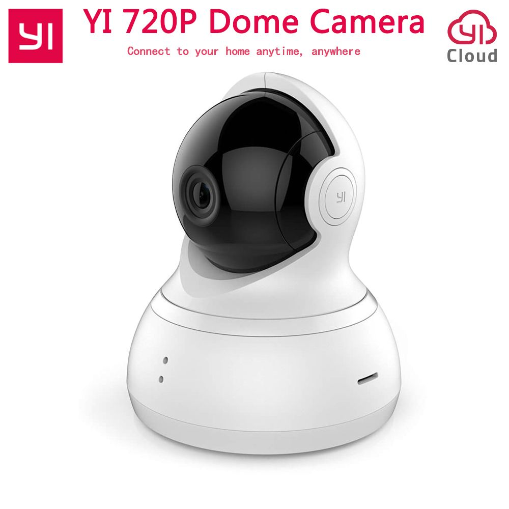 Internation Edition XIAOMI YI Dome Home Camera 112