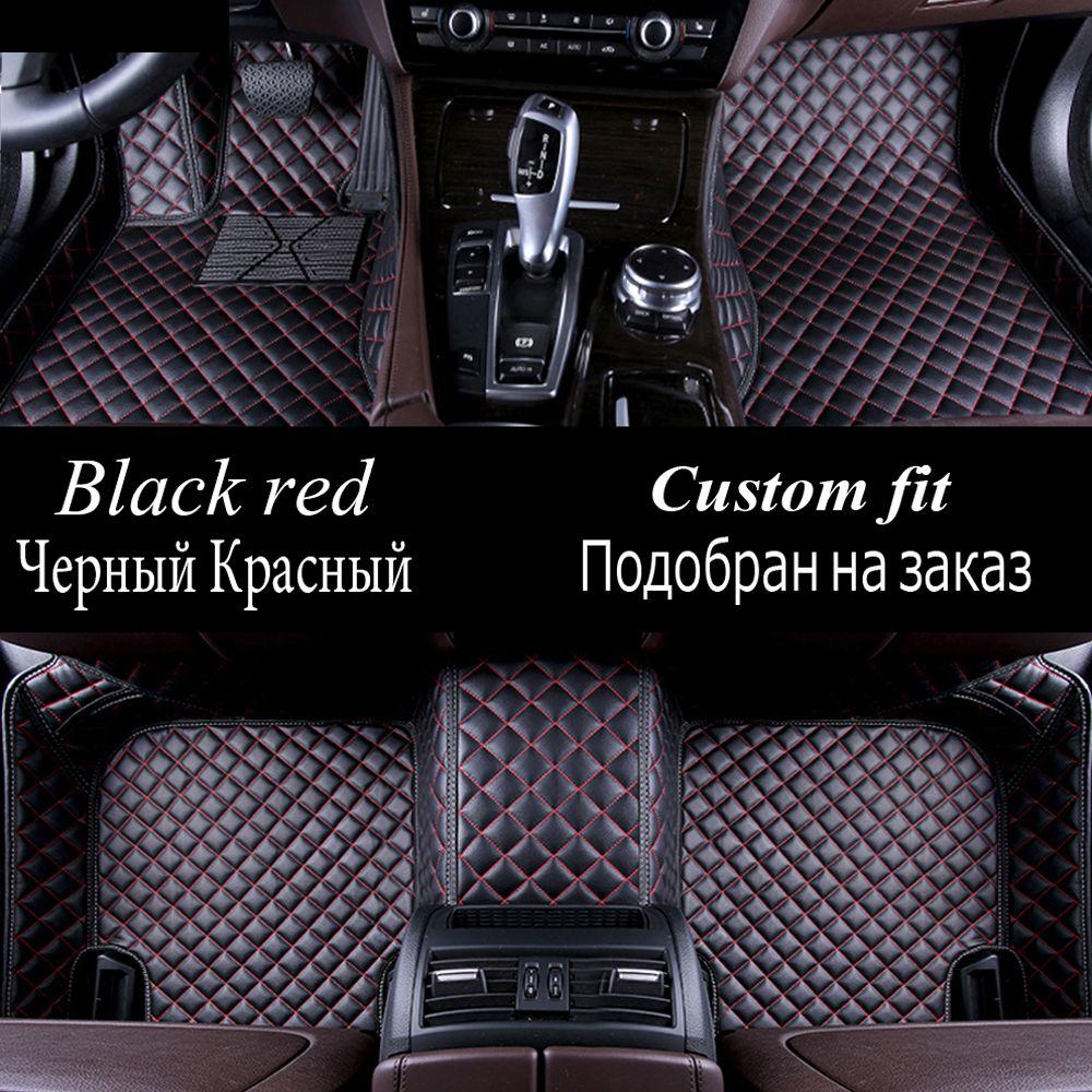 Car floor mats for Mazda 2 3 Axela 6 8 5D CX5 CX-5 CX7 case car-styling carpet heavy duty anti slip perfect rugs liners