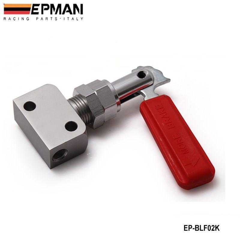 Brake Proportion Adjustable Prop Valve Brake Bias Adjuster Knob Type Brisca F2 EP-BLF02K