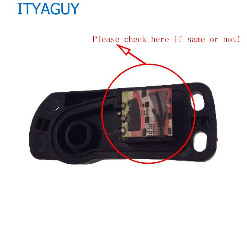 Car styling good quality free shipping Throttle position sensor for Benz,audi,vw OE No.3437224037