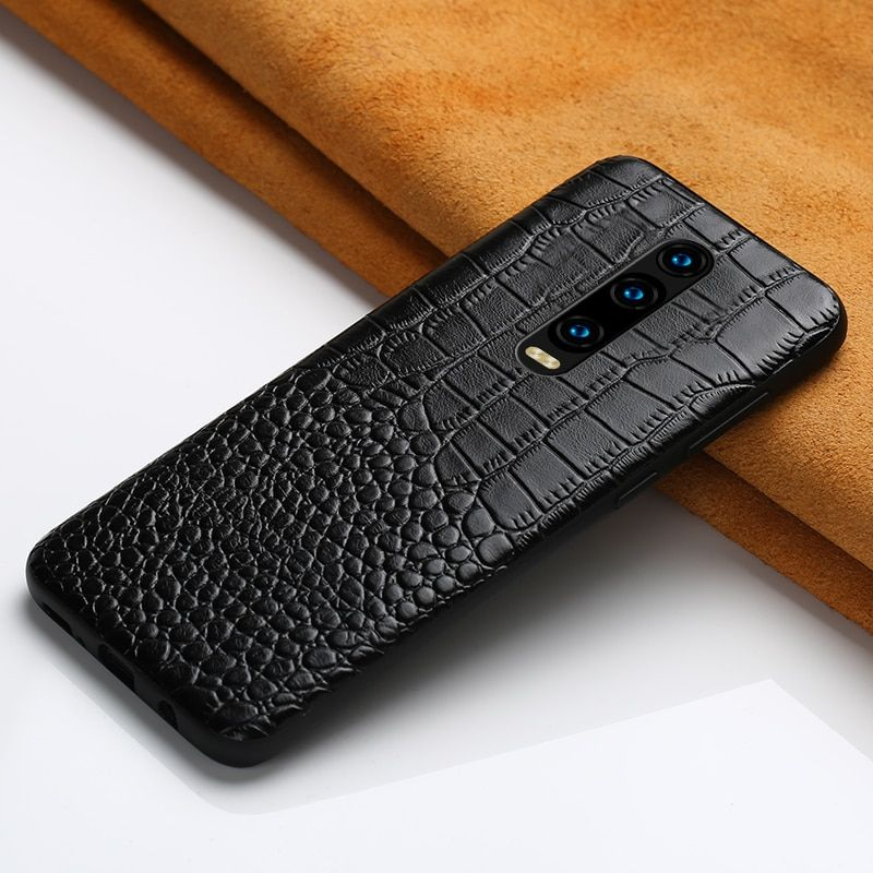 Genuine Leather phone case for Xiaomi Redmi K20 Note 8 Note 7 Pro 6 5 Plus 4x 7a cover For Mi 9 9T PRO 9 SE A3 A2 8 Pro 8 Lite
