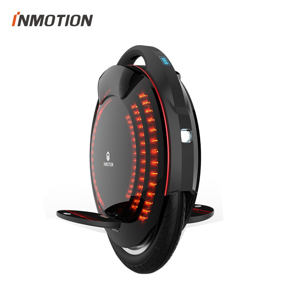 INMOTION V8 Elektrische Einrad APP Unterstützt Smart 30 km/h Balance Ein Rad Roller