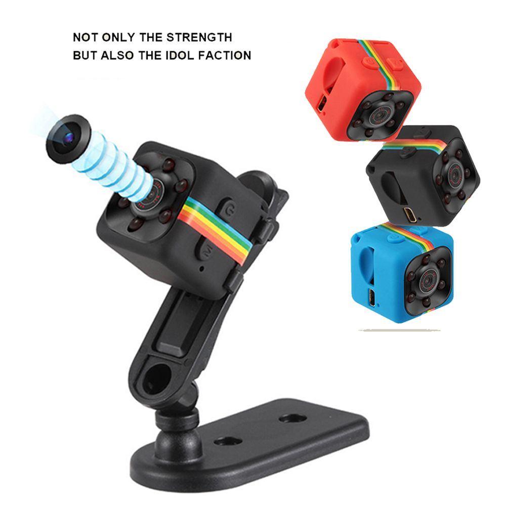 SQ11 Mini Camera Car DVR 12MP Motion Sensor Full HD 1080P Camcorder Night Vision Camera Aerial Sports DV Voice Video Recorder