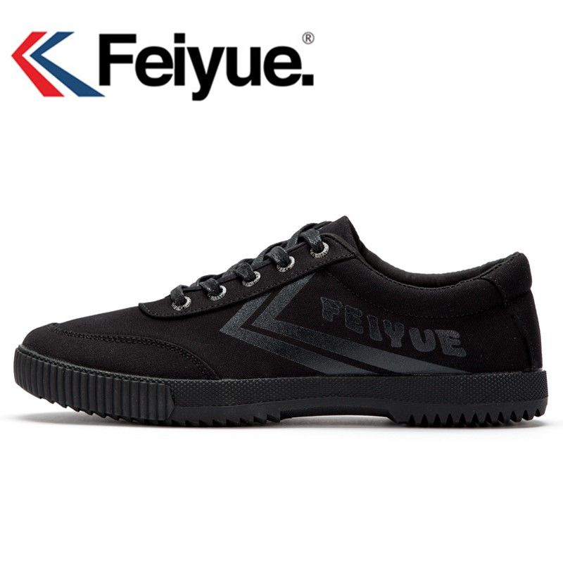 Feiyue Classic retro Shaolin Soul series of genuine version canvas shoes sneakers