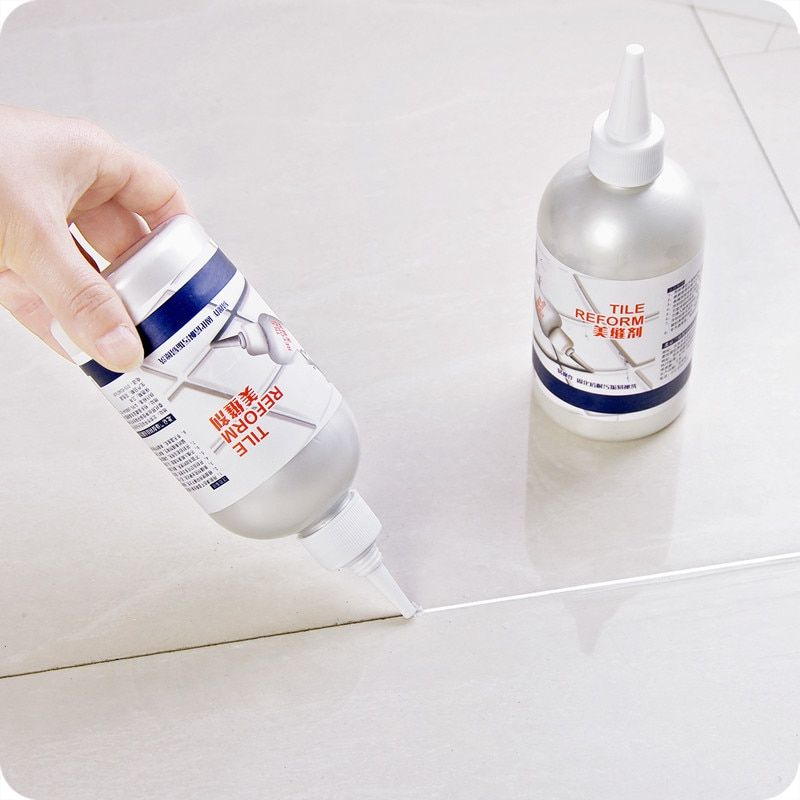Professional 300ml epoxy grouts beautiful Sealant for tile floor Waterproof mouldproof gap filling agent true for wall porcelain