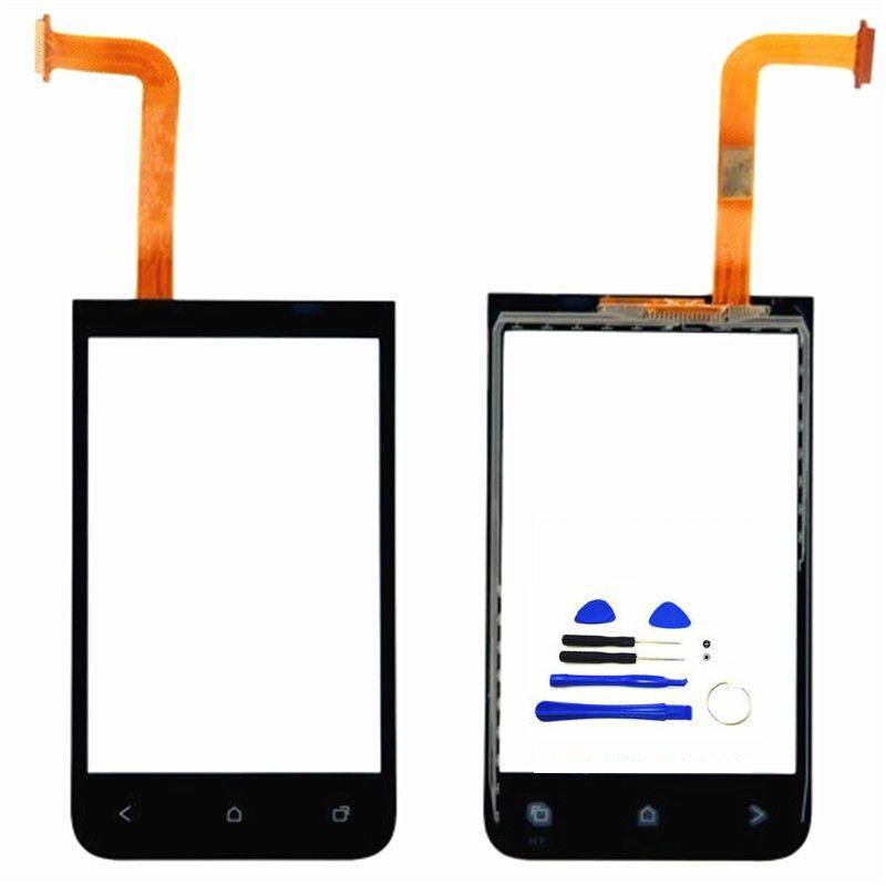 RTBESTOYZ Touch Screen For HTC Desire 200 D200 Original Touch Panel Sensor Digitizer