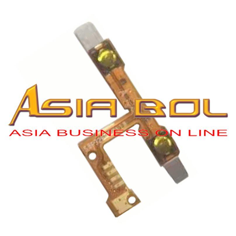 Volume Key Button Flex Cable Replacement Parts For Alcatel Idol X 6040 OT6040 OT6040D OT6040
