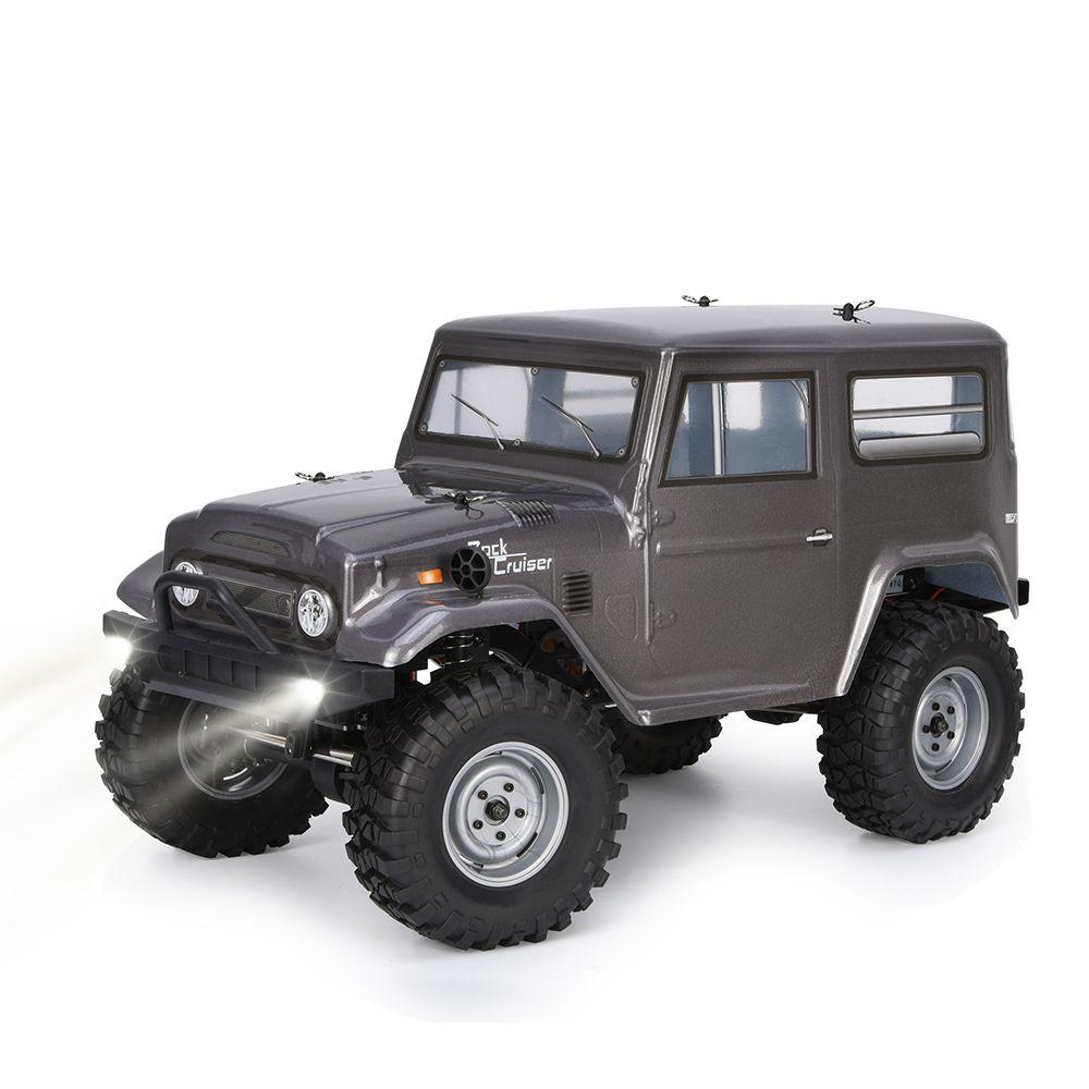RGT Rc Auto 1:10 4wd Off Road Truck Rock Crawler RTR Rock Cruiser RC-4 136100PRO 4x4 Wasserdicht Hobby rc Crawler