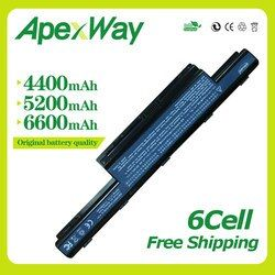Apexway 11,1 v Батарея для acer Aspire AS10D31 AS10D51 AS10D81 AS10D61 AS10D41 AS10D71 4741 5742G V3 E1 5750 г 5741 as10g3e