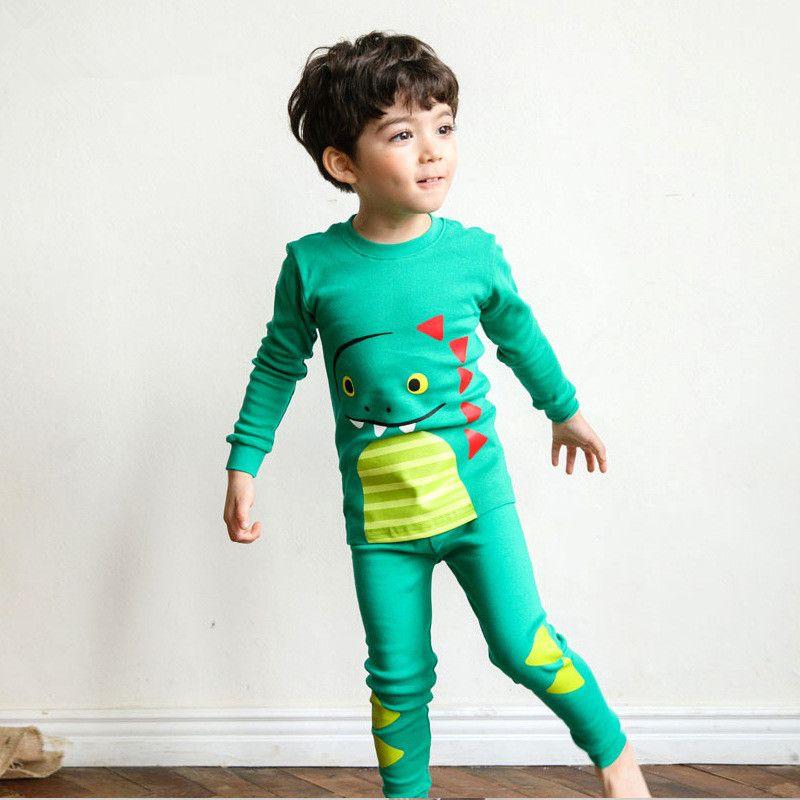 Mode de Bande Dessinée Garçons et filles Vêtements de coton Bébé Ensembles WAN1-WAN9