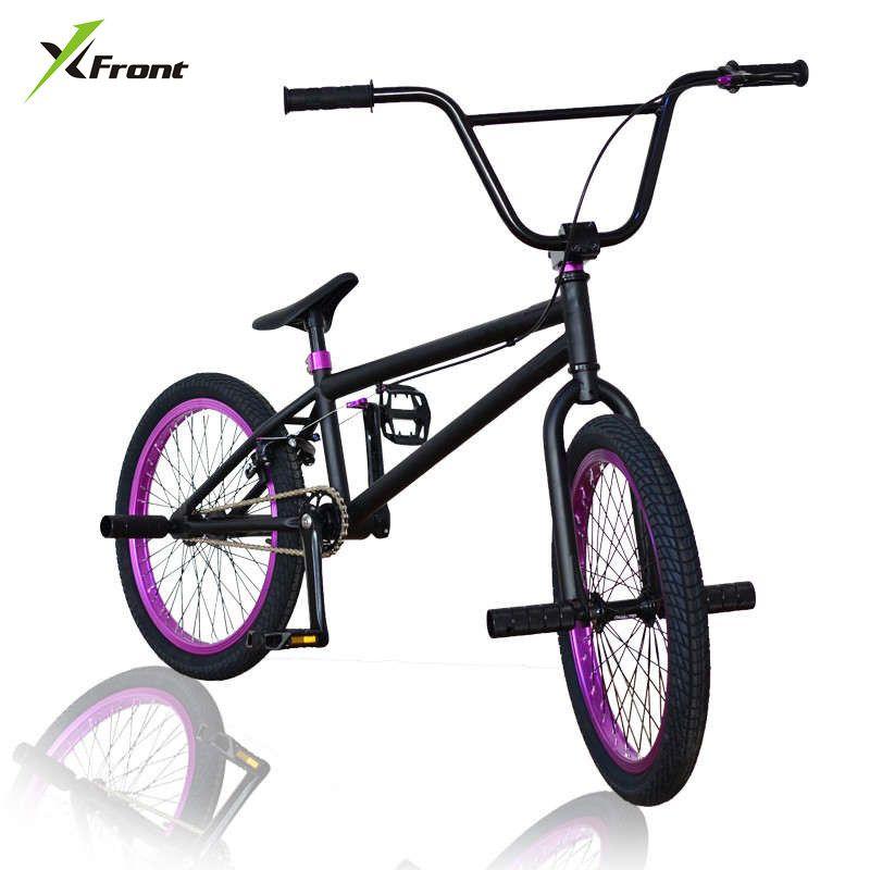 Neue Marke BMX Fahrrad 20 zoll Rad 52 cm Rahmen Leistung fahrrad straße grenze stunt action bike