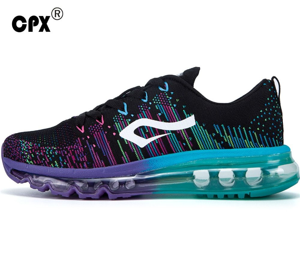 CPX air Sole Men women Rainbow Running Shoes zapatillas zapatos de hombre athletic sneakers Outdoor sport Free Running shoes