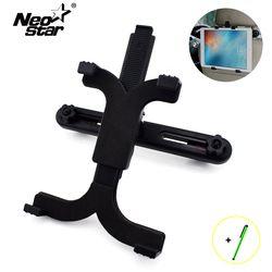 Sostenedor del coche para el asiento trasero Tablet soporte reposacabezas para Tablet 10,1 para Ipad aire 2/2017 para Kindle Paperwhite
