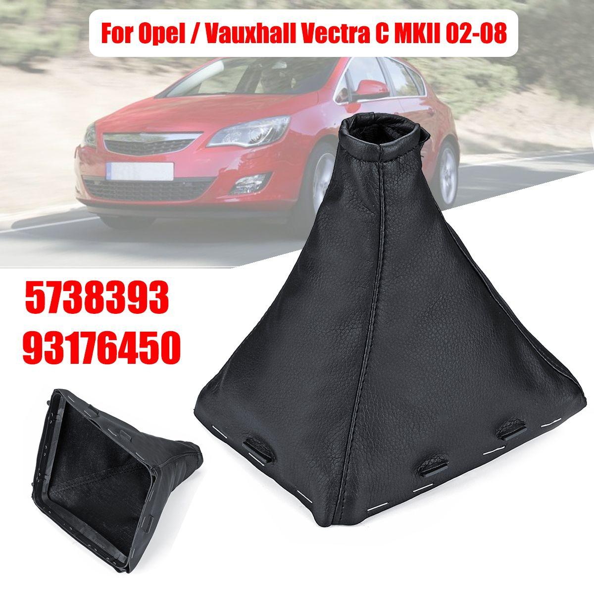 93176450 auto Schaltknauf Gamasche Boot Abdeckung Getriebe Stick Abdeckung Für Opel/Vauxhall Vectra C MKII 2002- 2008 5738393