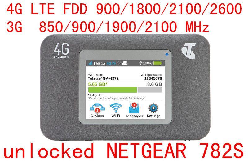 AirCard débloqué 782 S Hotspot Mobile 4G lte FDD toute la bande 4g Mifi routeur poche wifi sans fil dongle pk 760 s 790 s 785 s 762 s y800