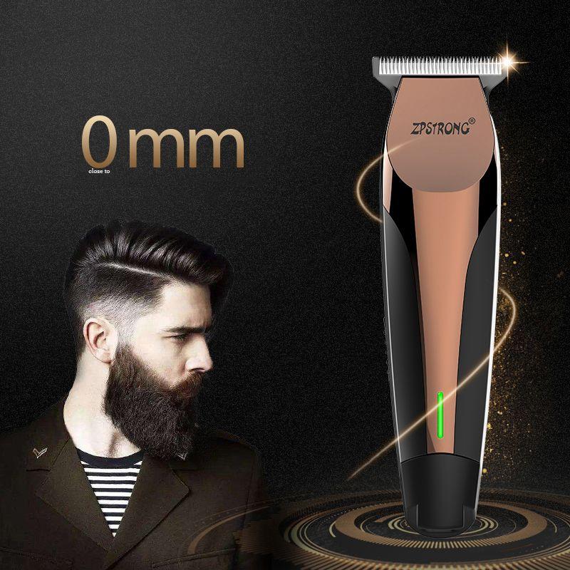 100-240V Professional Hair Clipper Electric Hair Trimmer 0.1mm hair cutting Machine Beard Trimmer haircut clipper rechargeable