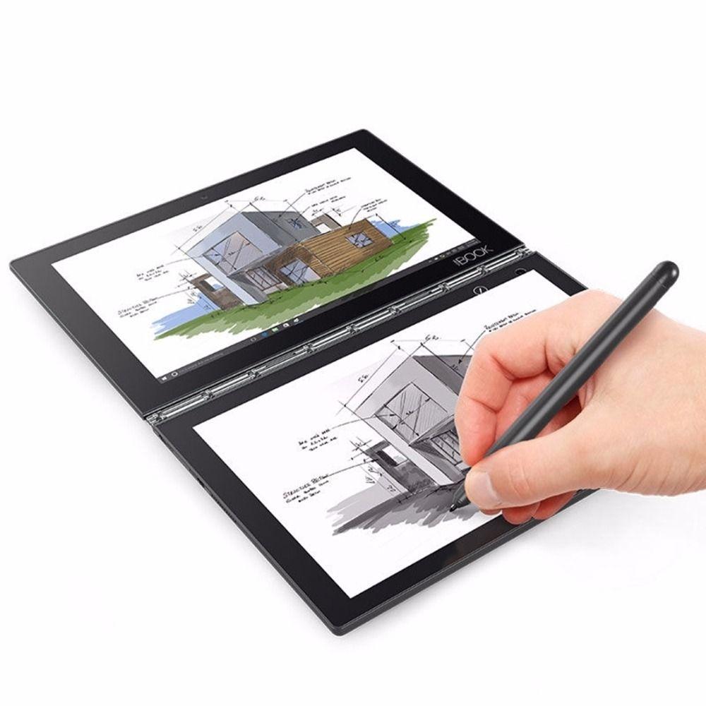 Lenovo YOGA LIBRO X91L NetBook PC de la Tableta de 10.1 pulgadas 4 GB 64 GB de Windows 10 Home/Pro Intel Atom x5-Z8550 Stylus Pen 4 Modo de Tabletas PC