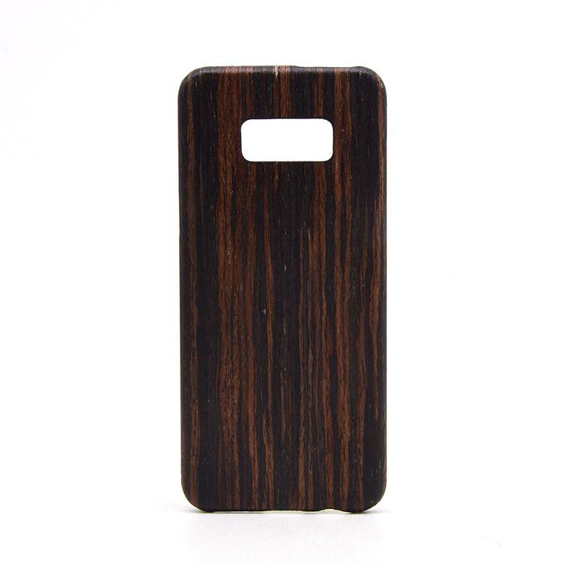 AAA + Qualität Showkoo Original Holz Mit Kevlarfaser Telefon Fall Für Samsung S8 Plus Abdeckung Holz Natürlichen Für Samsung S8 Fall Neue