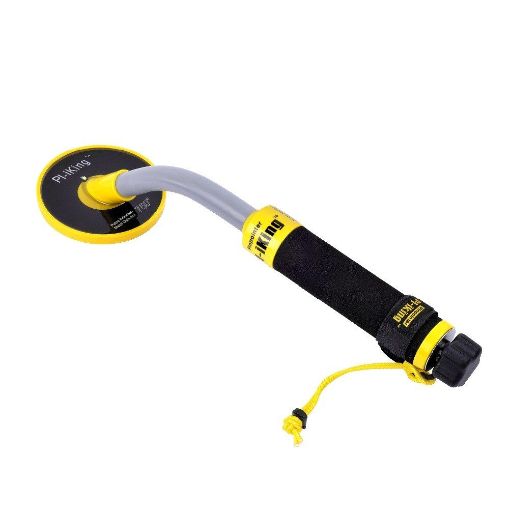 Pi-iking 750 Precise Targeting Pinpointer Pulse Induction (PI) Technology Detector Underwater 30m Depth Vibrator