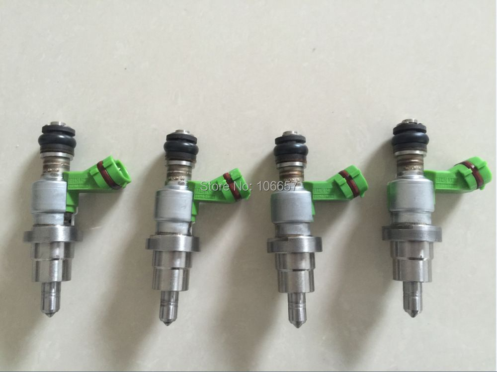 Genuine japanese 23250-28070 High quality fuel injector for RAV4 Avensis  fuel Nozzle 23290-28070 for sale