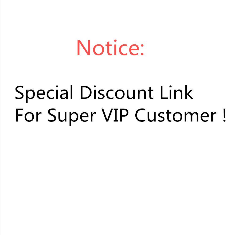 Lien de réduction spécial pour le client Super VIP! collier nom de la couronne