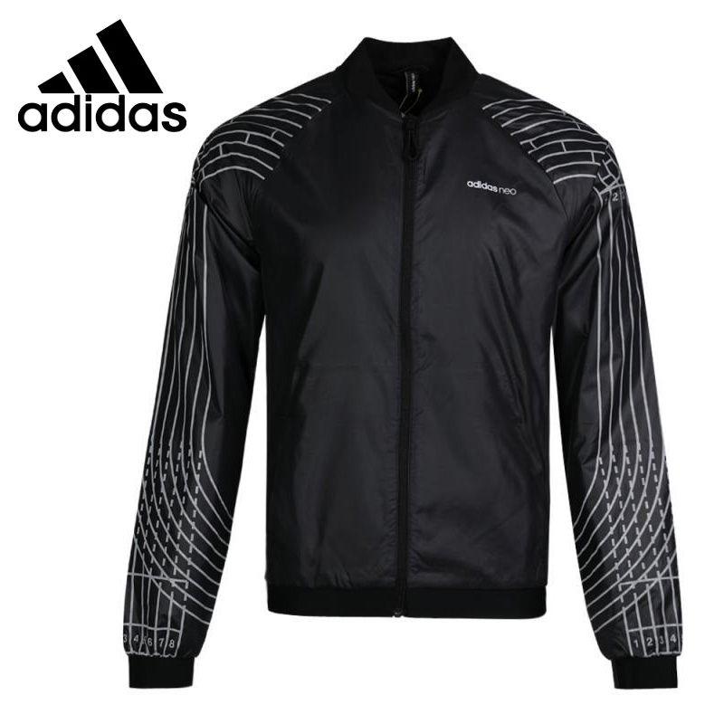 Original New Arrival 2018 Adidas Neo Label M FAV WB Men's jacket Sportswear