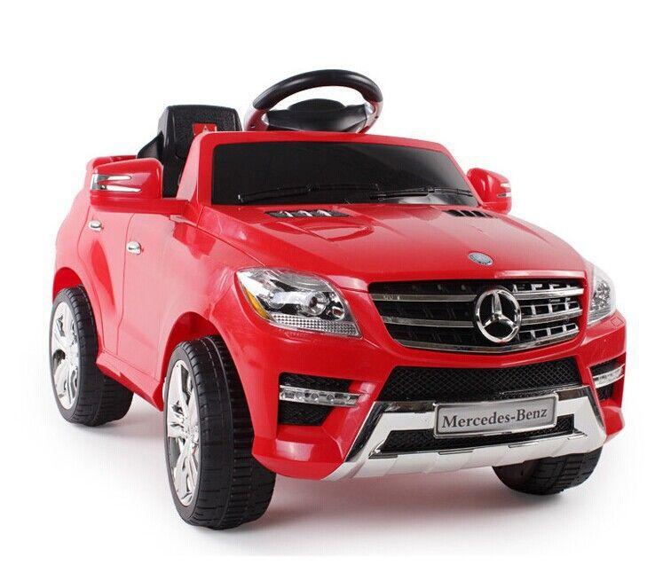 En solde!! Livraison gratuite 4 coureur vélo électrique enfant télécommande voiture bébé jouet voiture berline voiture batterie qx7996