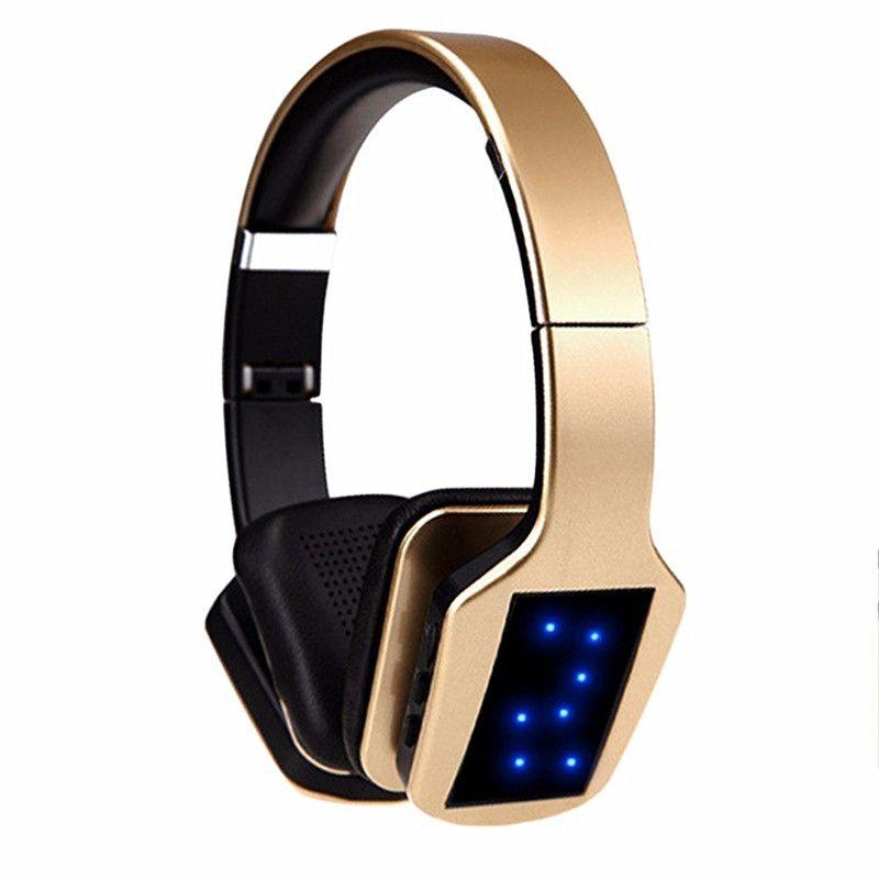 Ihens5 Sans Fil Casque Bluetooth Stéréo S650 Gaming Headset Bluetooth Écouteurs avec Microphone FM Radio TF Carte pour Ordinateur