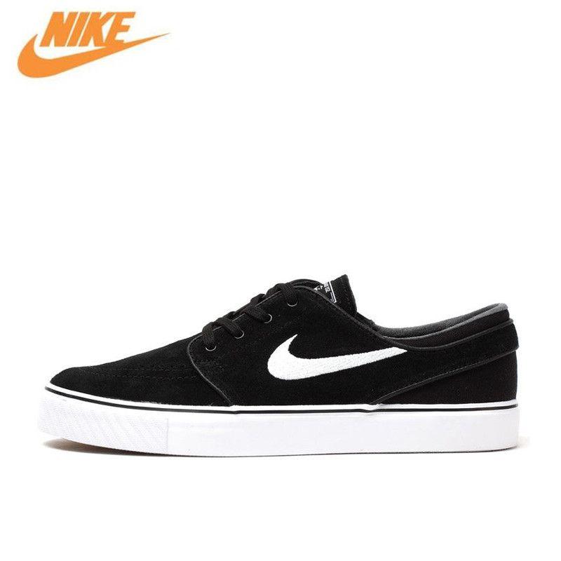 Nike Zoom Stefan Janoski SB оригинальный Новое поступление Аутентичные Обувь для скейтбординга спортивные Спортивная обувь 333824-026