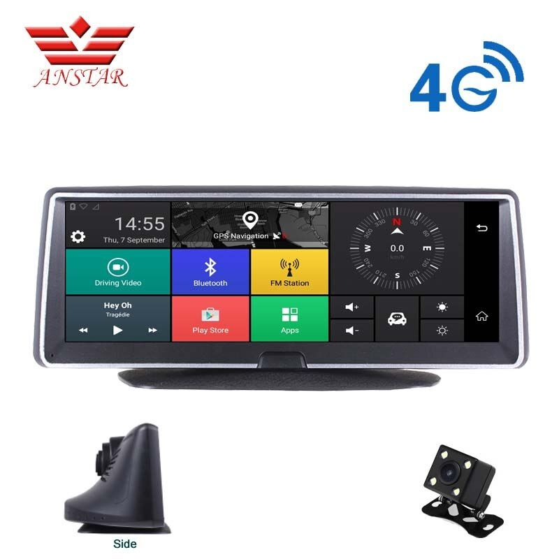 ANSTAR 4G Car DVR 8