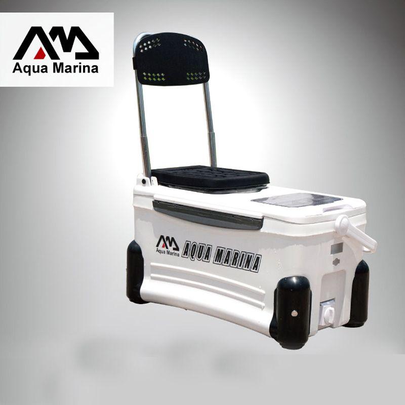 Schlauchboot sup bord von fischerei bord fisch box temperatur control angeln kühler kajak kühlbox lagerung eis frisch A05013