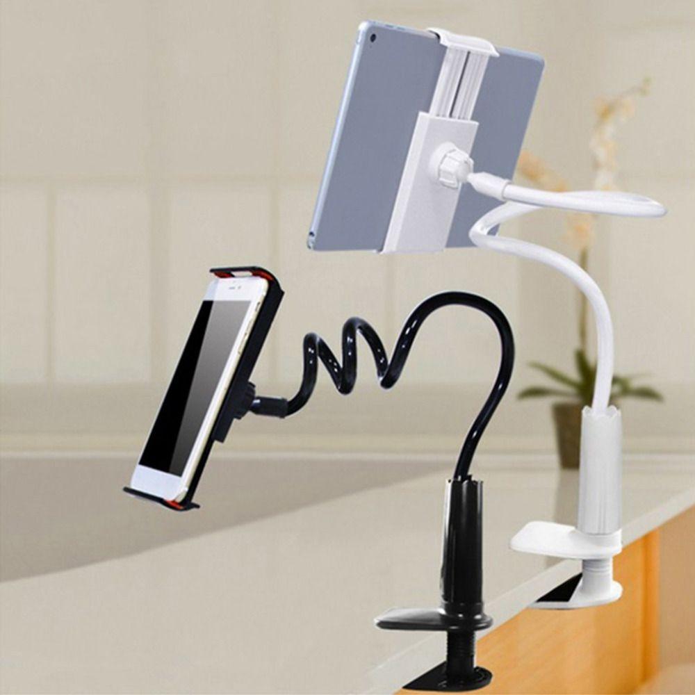 360 rotatif Flexible paresseux lit téléphone de bureau Support de tablette Support pour IPad téléphone Mobile tablette ordinateur livraison directe