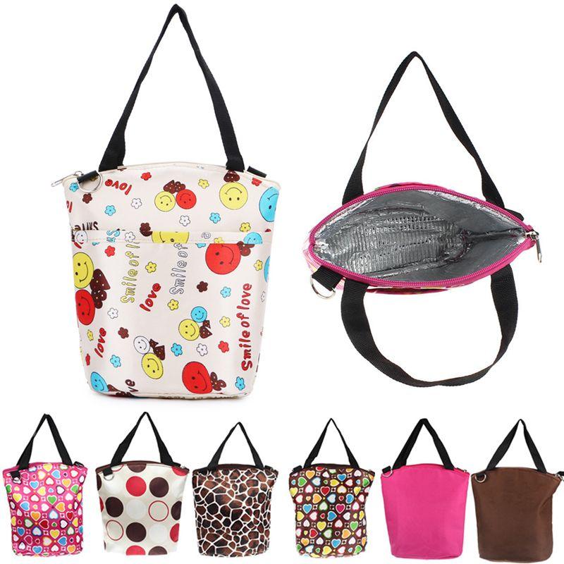 Новые детские Термальность сумка для Еда Термальность Кормление бутылочек сумки Термальность сумка Bolsa Termica
