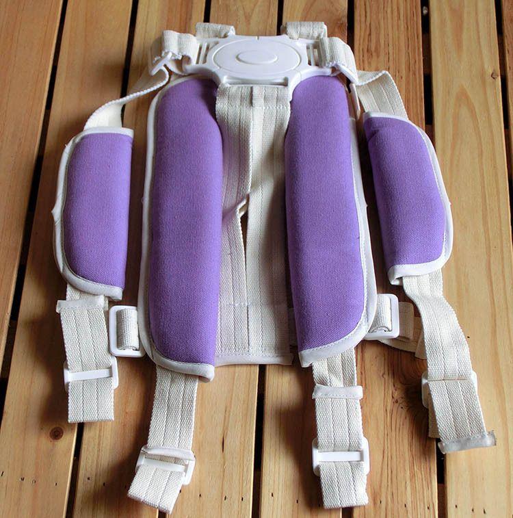Младенческой автомобильный ремень протектор/коляски плечевой ремень комплекты антифрикционные колодки