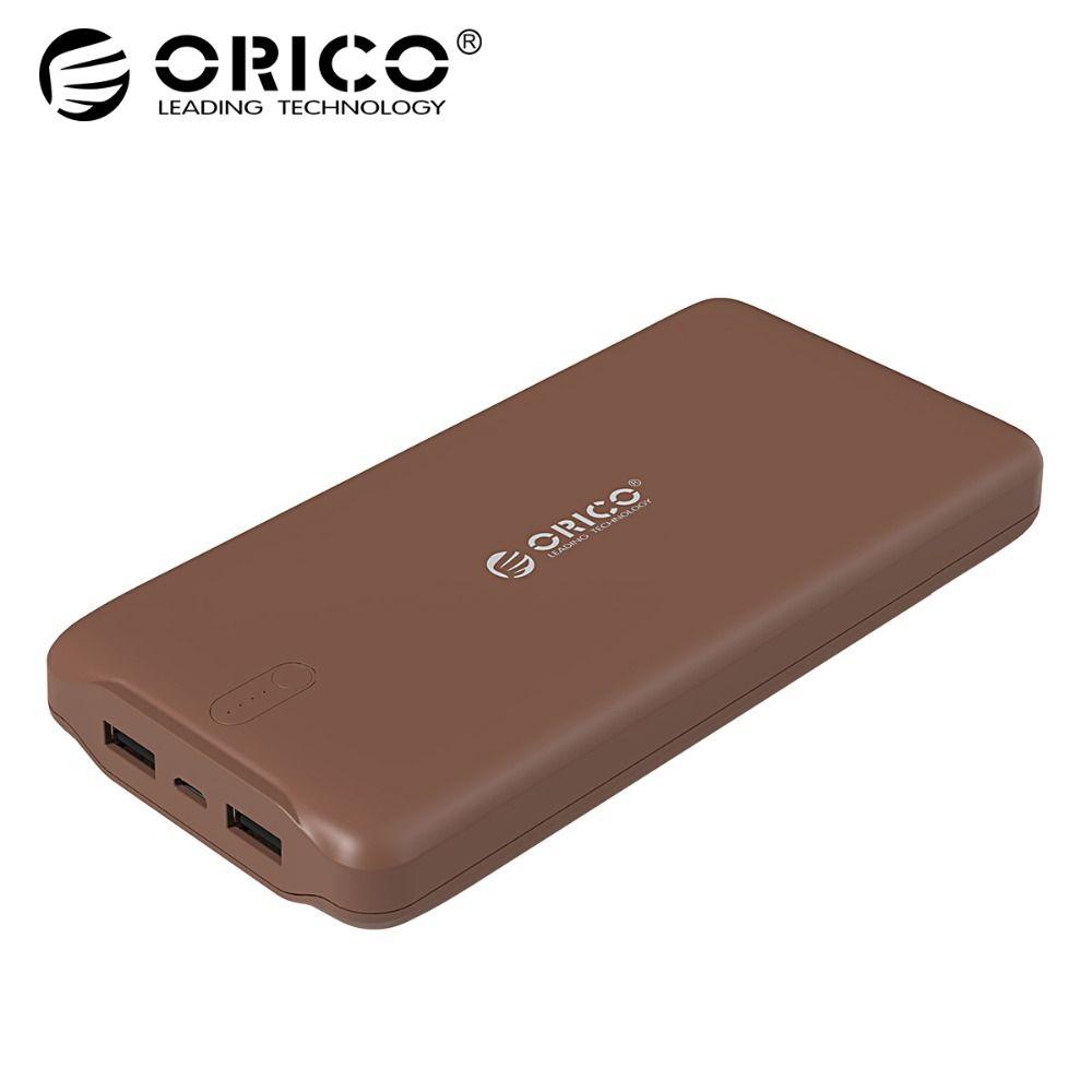ORICO D20000 Power Bank Tragbare Externe Batterie Smart Ladung Power Bank für Samsung Huawei Xiaomi Tabletten