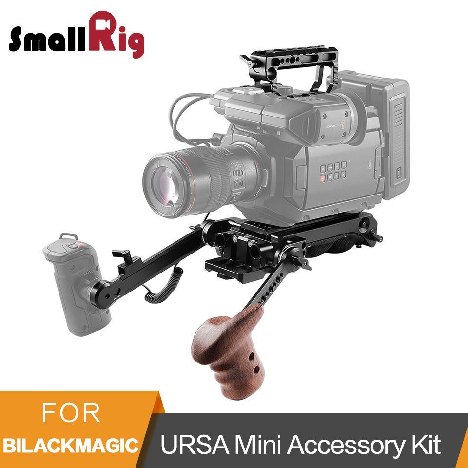 SmallRig für Blackmagic URSA Mini/Mini Pro Zubehör Kit Mit Top Griff Und Schulter Platte Verlängerung Arm Voller DIY kit-2030