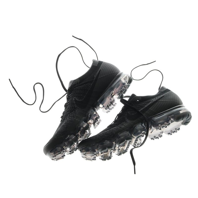 NIKE Original Air VaporMax New Arrival Mens Running Shoes Mesh Breathable Massage Outdoor Support Sports Sneakers Men 849558