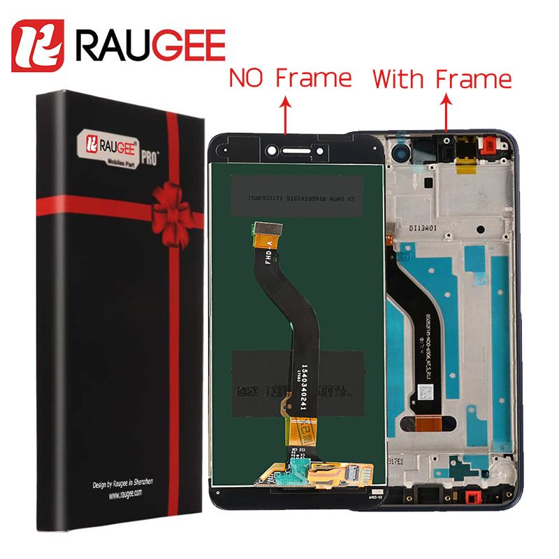 for Huawei Honor 8 Lite Lcd Screen Quality AAA Display Touch Screen with Frame Replacement for Huawei honor 8 lite 5.2'