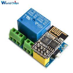 ESP8266 ESP-01S 5 V WiFi Relais Module Choses Maison Intelligente Commutateur de Commande À Distance pour Arduino Téléphone APP ESP01S Sans Fil WIFI Module