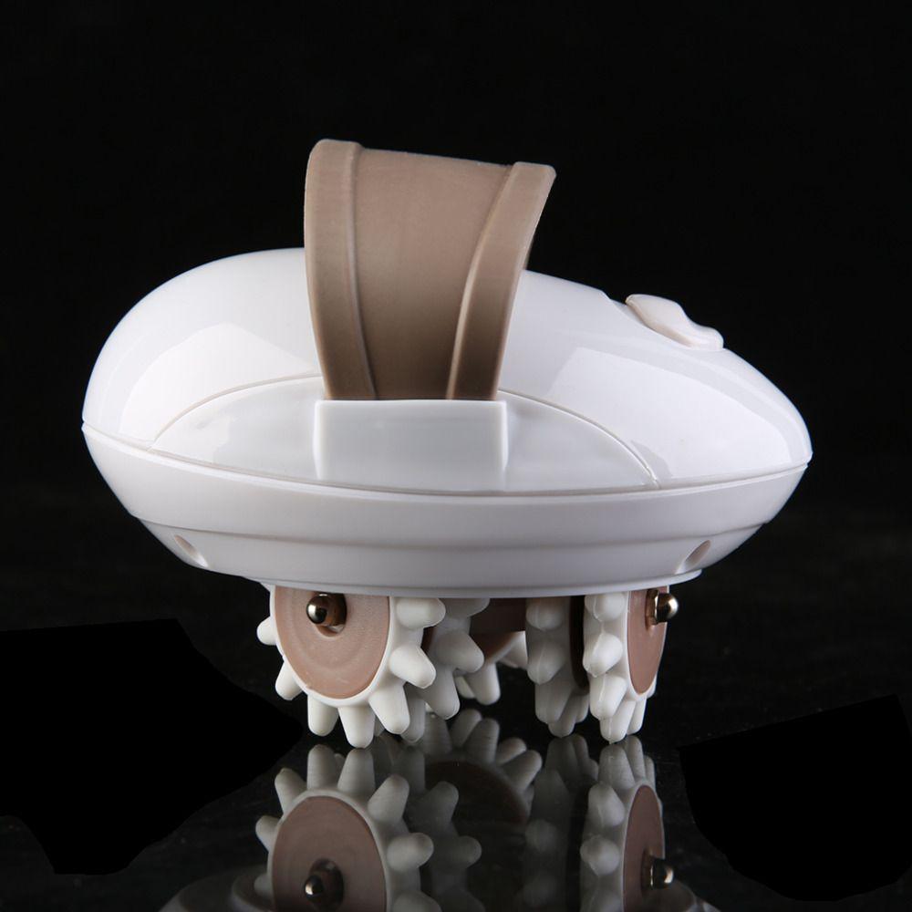 3D Электрический полный Средства ухода за кожей роликовый массажер антицеллюлитный массаж стройнее устройства сжигатель жира спа машина по...