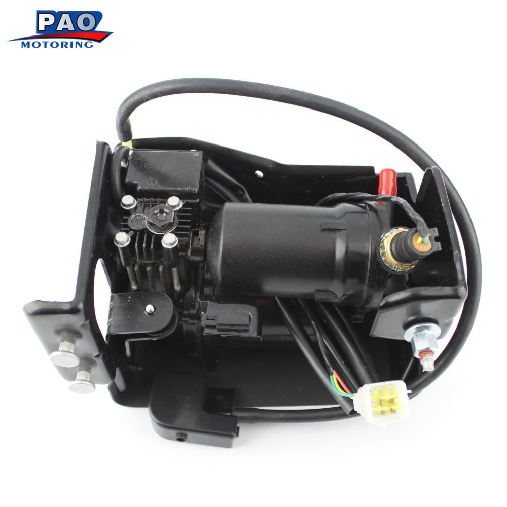 New Air Ride Pump Suspension Compressor For Escalade Avalanche Suburban 1500 Tahoe Yukon OEM 20930288 22941806