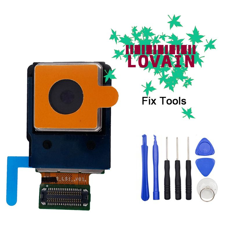 1PCS For Samsung Galaxy Note5 Note 5 N920 SM-N950R4 N920C Front/Rear Back Big Camera Module With Flex Cable Replacement+Tools