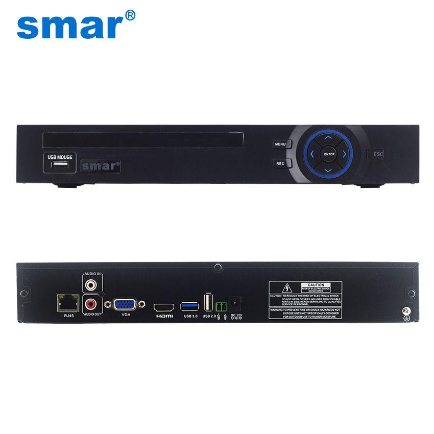 FULL HD 32 Channel 1080P CCTV NVR 16CH 3MP 8CH 5MP NVR 2 SATA HDD XMEYE ONVIF P2P HDMI VGA CCTV Video Recorder Support 3G WIFI