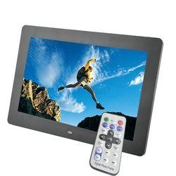 10 inch TFT Screen LED Backlight HD 1024*600 Digital Photo Frame Electronic Album Picture Music MP3 MP4 Porta Retrato Digital